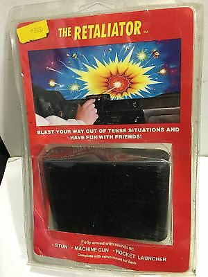VINTAGE NOVELTY THE RETALIATOR FROM THE 1970s-IN MINT CONDITION