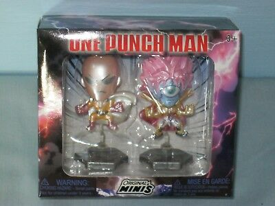 ONE-PUNCH MAN Lord Boros + Saitama Figure 2-Pack ACTION COMEDY Loot Anime Crate