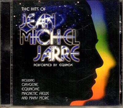 The Hits Of Jean Michel Jarre - Performed By Equinox  CD 1999