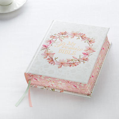 Kjv My Promise Bible Journaling Bible In Hardcover With The Color Pink!