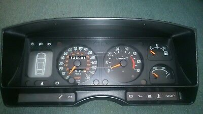 Citroen CX25 GTI Dash Clocks