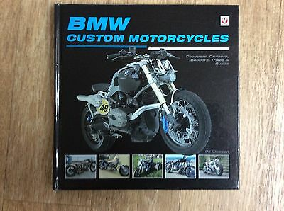 Bmw Custom Motorcycles Book Isbn 978-1-845843-25-0