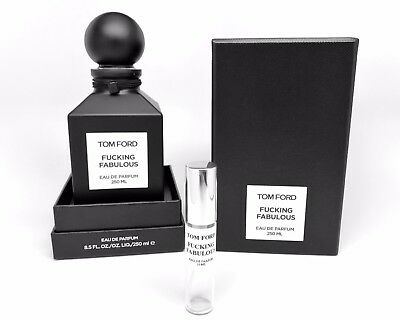 Tom Ford...fucking Fabulous Edp (Travel Size 6Ml Or 10Ml) Limited Edition