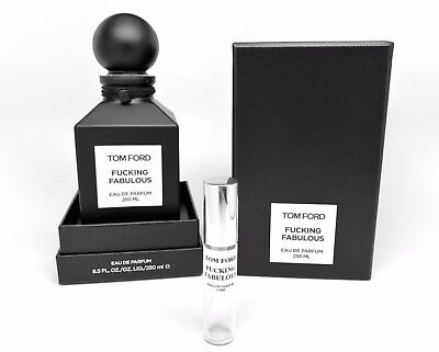 Tom Ford...fucking Fabulous Edp (Travel Size 6Ml,10Ml) Limited Edition