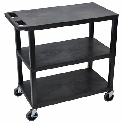 Luxor EC222-B 18 x 32 in. Cart