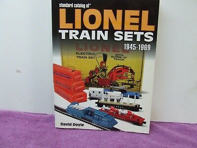 Lionel Train Sets 1945-1969 (David Doyle)