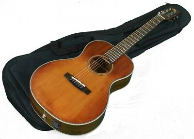 "36 "" guitare / voyage guitare Main CRAFTED & b-bend & housse"