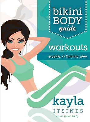 Bikini Body Guide by Kayla Itsines: BBG 1 +BBG Help eating +BBG 2 + Recipe guide
