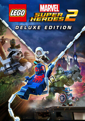 LEGO Marvel Super Heroes 2 Deluxe Edition - PC Global Play Not Key