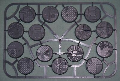 Citadel Sector Imperialis 15 x 32mm Round Bases