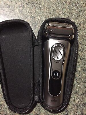 Braun Series 9 9290cc  , Brand New,  Shaver , Case and Charger Only.