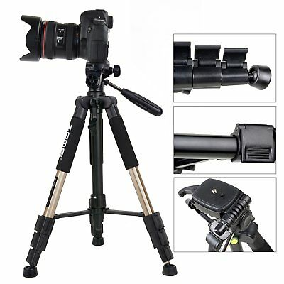 """Zomei Q111 Camera Tripod Lightweight with 1/4"""" Quick Release Plate, NEW !!!"""