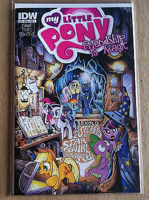 MY LITTLE PONY FRIENDSHIP IS MAGIC #17 COVER A by ANDY PRICE NM 1ST PRINT MLP