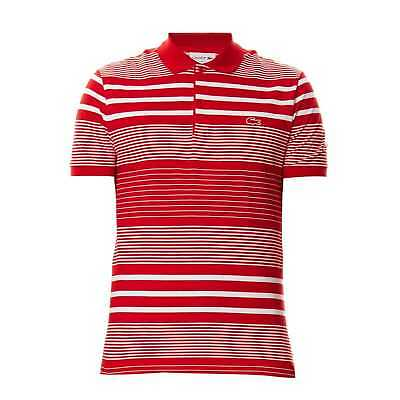Lacoste - Polos - rouge
