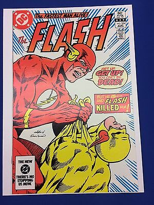 Flash 324, Death of Reverse Flash, High Grade Comic, VF/NM or BETTER