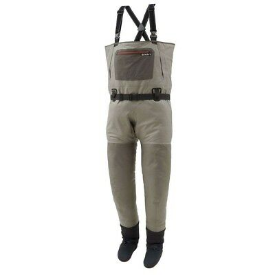 Simms G3 GUIDE STOCKINGFOOT Waders Size Large 9-11 - CLOSEOUT - NEW