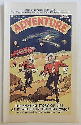 ADVENTURE #988 - 5th October 1940