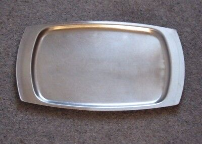 Vintage Retro Old Hall Robert Welch Stainless Steel Serving Tray