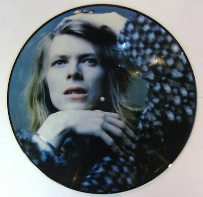 DAVID BOWIE - Hunky Dory - LP Vinyl PICTURE DISC - Limited Edition - NEW.