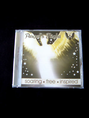 "Brand New & Sealed ""Angel's Flight"" CD-Tranquility Music"