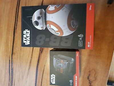 Sphero BB8 App-enabled Droid and Forceband