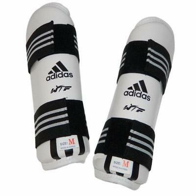 NEW Adidas Arm Protectors - Taekwondo Arm Guards Protector WTF Approved Sparring