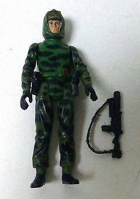 Action Force - G.I. Joe Z-Force Infantry Man 1983, weapon damaged