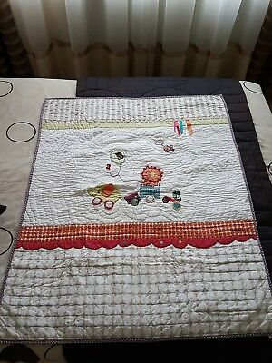 Mamas and papas Jamboree quilt