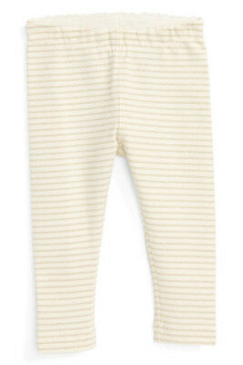 NWT Tea Collection Infant/Toddler Girl's 18-24M Sparkle Stripe Leggings