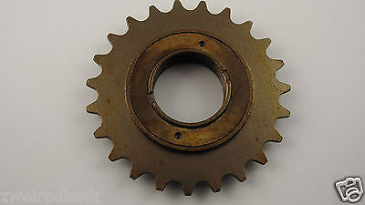 Freewheel Sprocket Puch Maxi Sport Moped 23 Teeth for Pedal Chain Free Wheel
