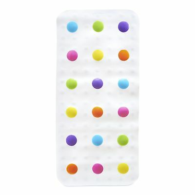 Munchkin Dandy Dots Bath Mat Kids Toddlers Children Non Slip