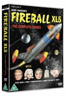 FIREBALL XL5 the complete series. Jerry Anderson. 6 discs box set. New DVD.