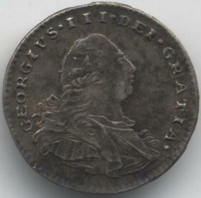 1800 George III Maundy Silver Penny***Collectors***High Grade***