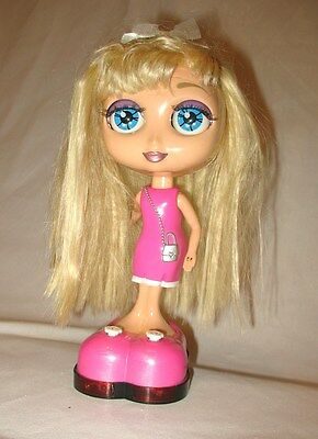 "Mattel 1999 Diva Starz Talking Interactive & Light Up 9"" Doll Alexa"