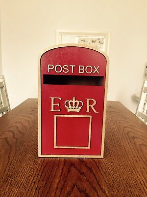Wedding Card Post Box And FREE Sign