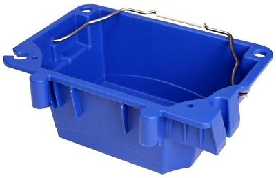 Werner Utility Bucket for Ladders Or Scaffolds Lock In Bucket Paint Wet or Dry