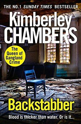 Backstabber: The No. 1 bestseller at he by Kimberley Chambers New Paperback Book