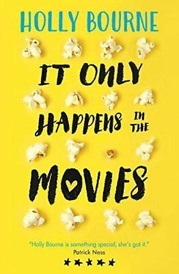 It Only Happens in the Movies by Holly Bourne New Paperback Book