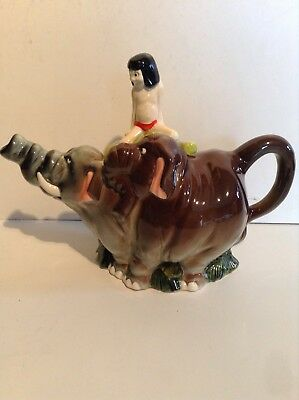 Disney Character Teapot Collection Jungle book 'Paul Cardew'