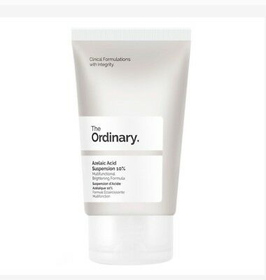 THE ORDINARY Azelaic Brightening Cream BNIB Sealed