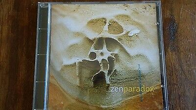 """Zen Paradox """"From the shore of a distant land"""" electronic techno CD"""