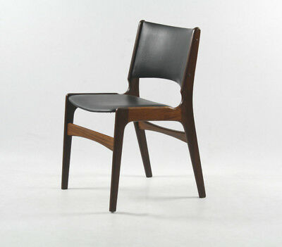 teak schaukelstuhl rocking chair danish 60s 60er eur 380 00 picclick de. Black Bedroom Furniture Sets. Home Design Ideas