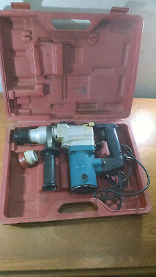 Electric Rotary Hammer Drill, SDS, with case