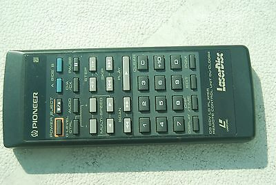 Pioneer CU-CLD084 IR remote control FOR LASER DISC PLAYER CLD-D503