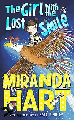The Girl with the Lost Smile by Miranda Hart New Hardcover Book
