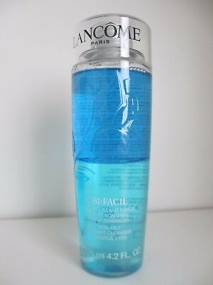 Brand New Lancome Bi-Facil Non-Oily Instant Cleanser 125ml Sensitive Eyes