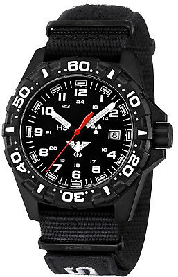 Men's Military Army Outdoor Watches Red H3 Light Army Strap XTAC KHS.RE.NXT7