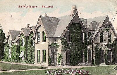 The Woodhouse Bessbrook Co. Armagh Ireland Empire Series Posted 17-Oct-1905