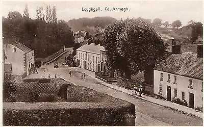 Loughgall Co. Armagh Ireland Vintage Irish Postcard Unposted