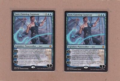 MTG - 2X Drowned Catacomb X2 - Ixalan - Rare NM/MT - 2 Cards